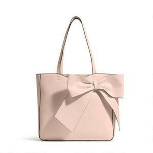 Karl Lagerfeld Canelle Bow Tote Handbag